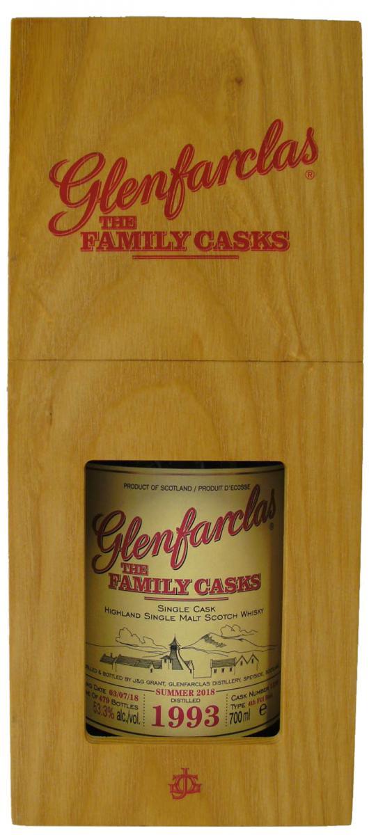 Glenfarclas 1993