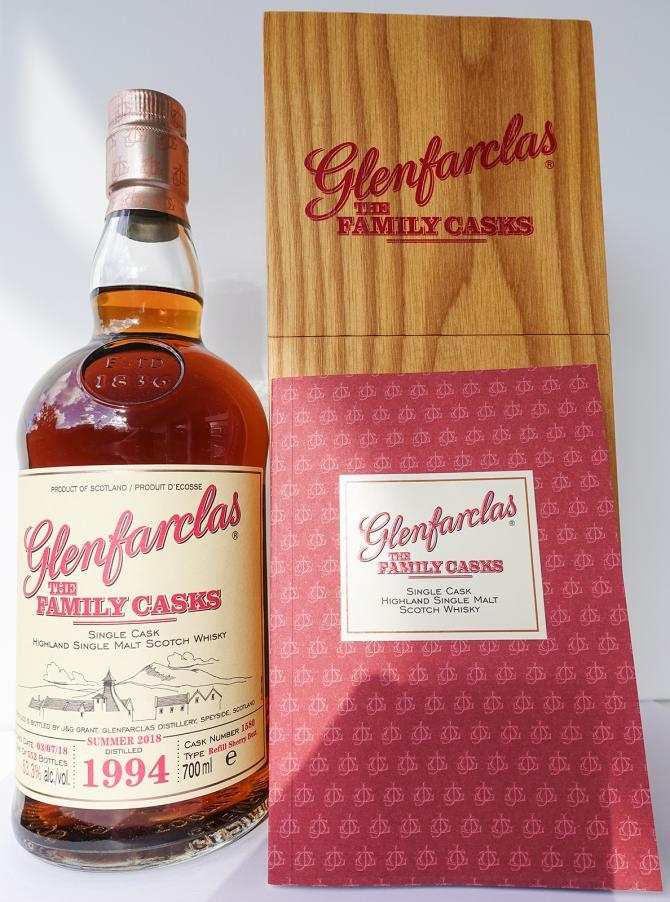 Glenfarclas 1994