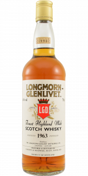 Longmorn 1963 GM