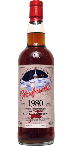 Glenfarclas 1980