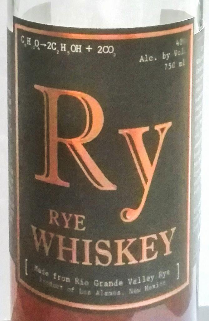 Rye Whiskey Ry
