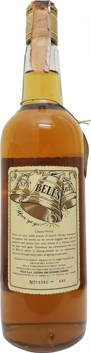Bell's 05-year-old