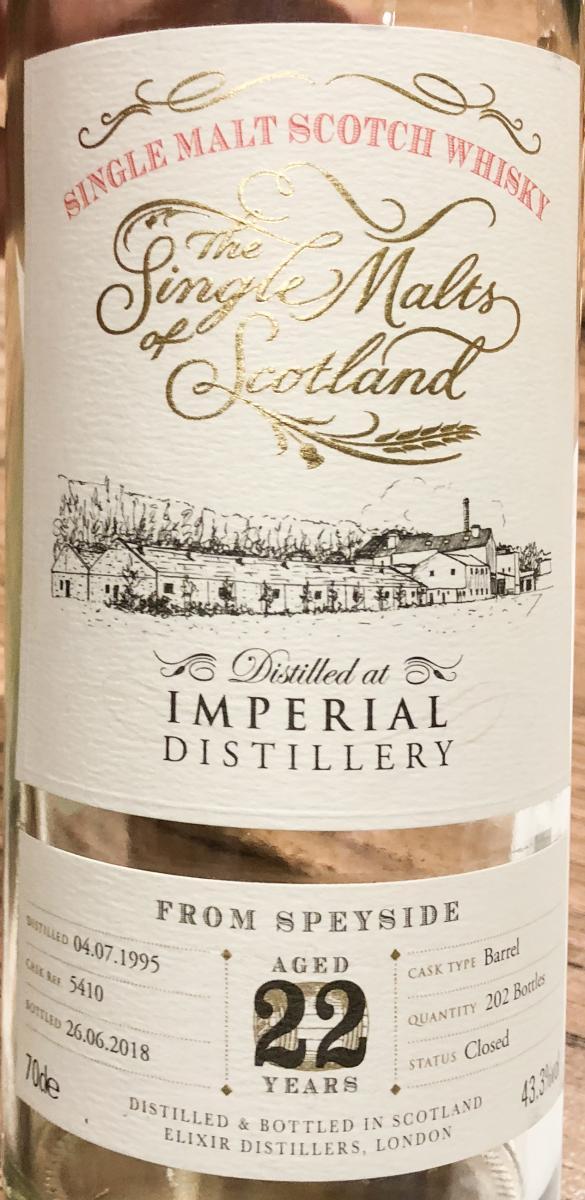 Imperial 1995 ElD
