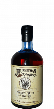 Journeyman Distillery Corsets, Whips and Whiskey