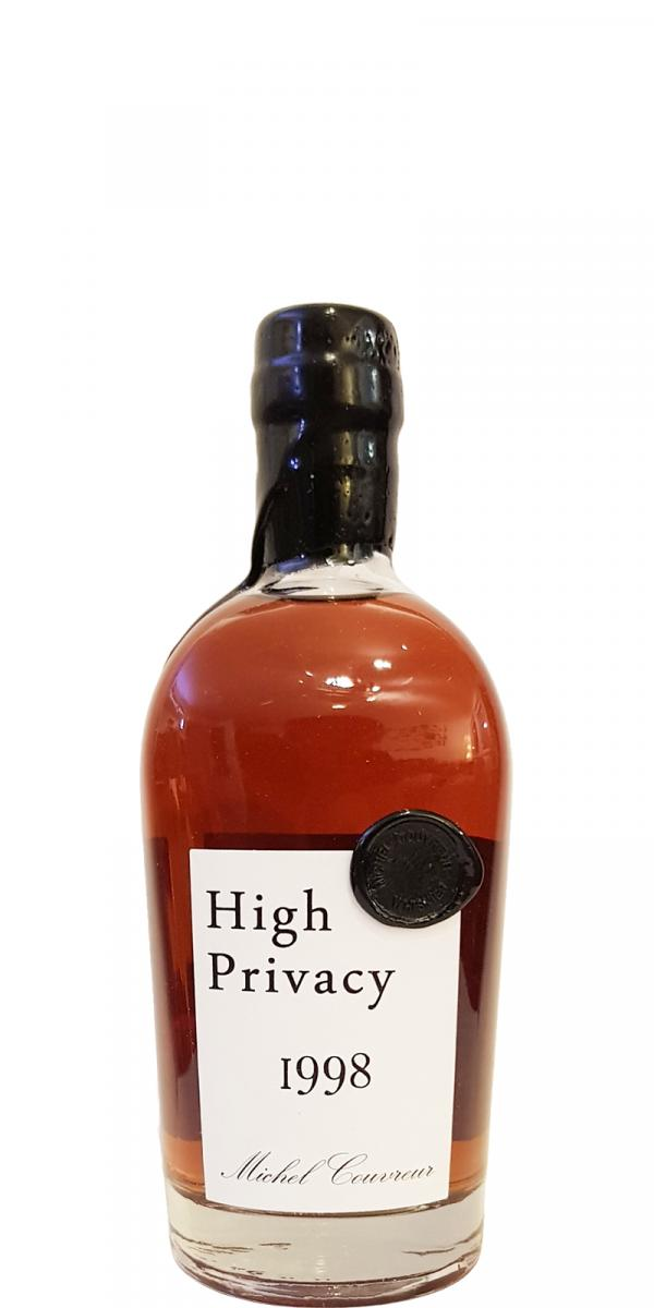 Michel Couvreur 1998 - High Privacy