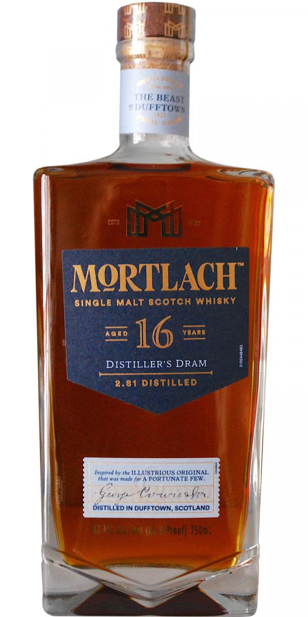 Mortlach 16-year-old