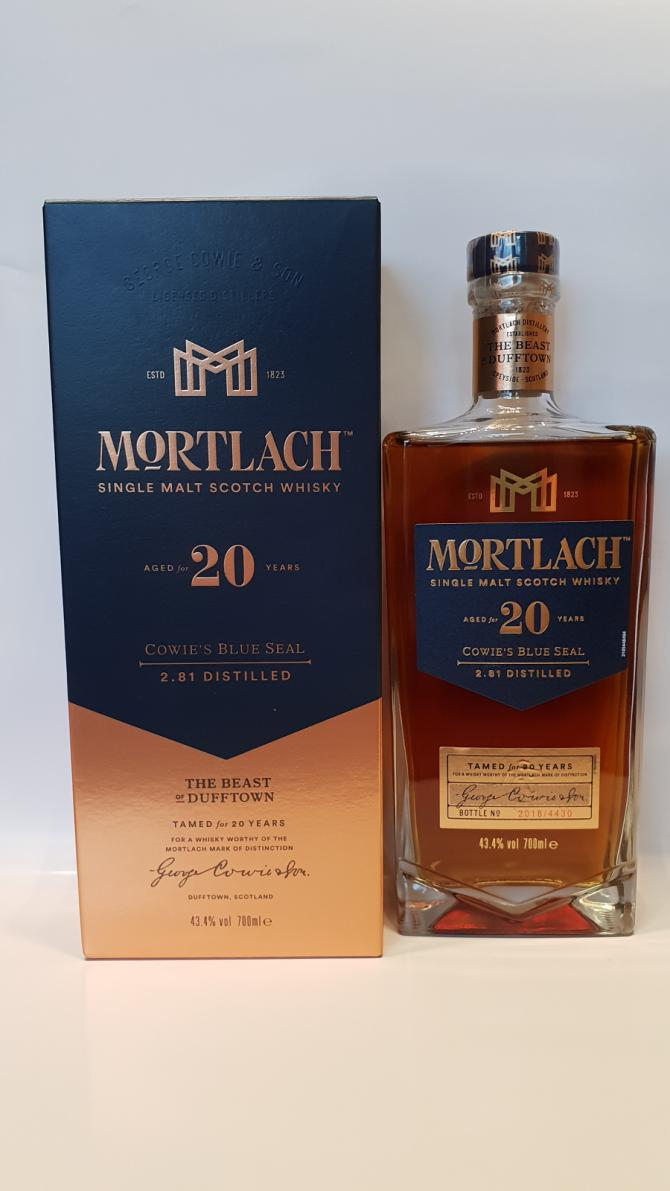 Mortlach 20-year-old