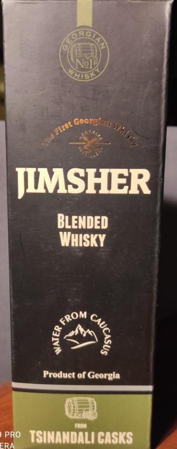 Jimsher Tsinandali Casks