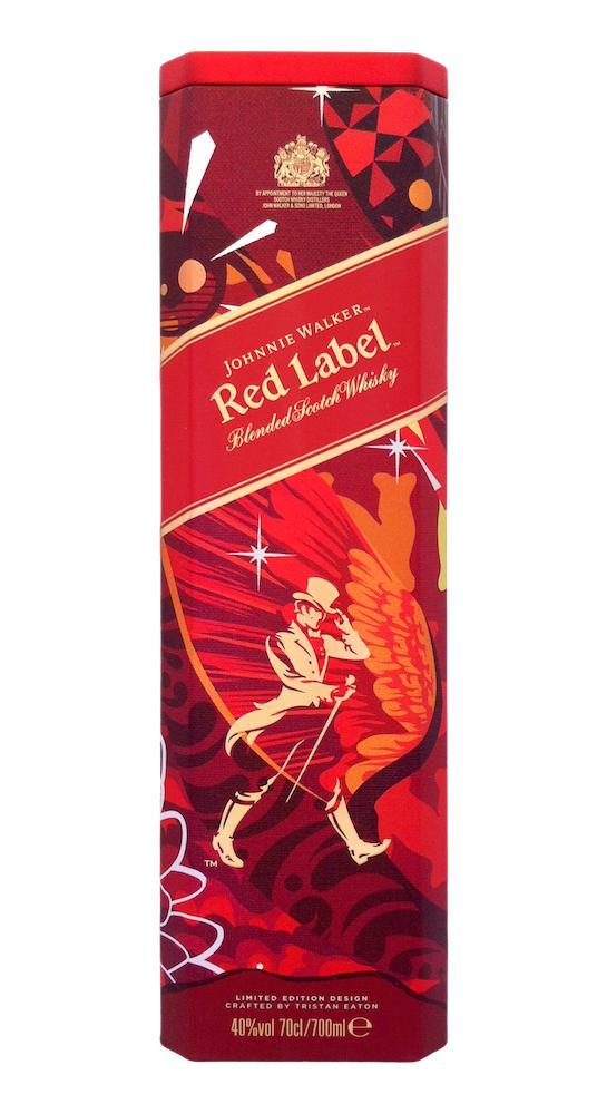 Johnnie Walker Red Label - Artist Series