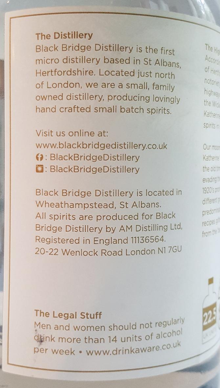 Black Bridge Moonshine
