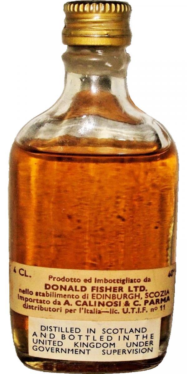 Ye Monks Scotch Whisky