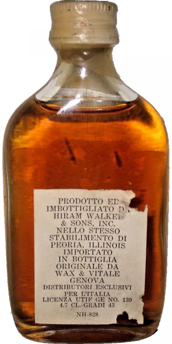 Hiram Walker 04-year-old