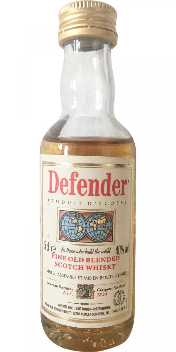 Defender Finest Old Blended Scotch Whisky