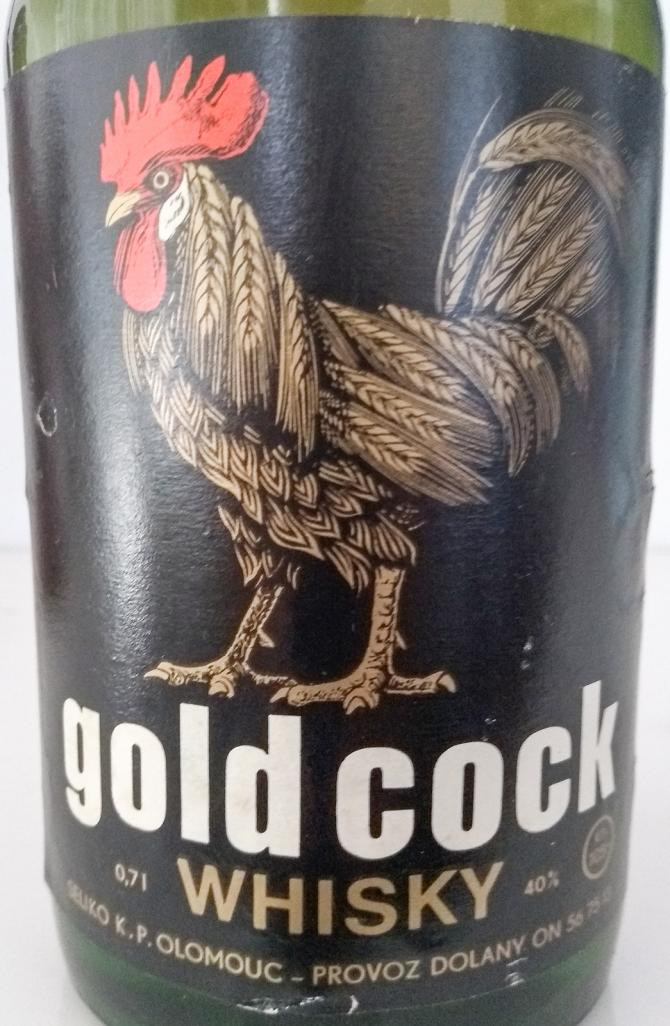 Gold Cock Whisky