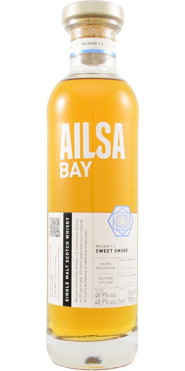 Ailsa Bay Release 1.2 Sweet Smoke