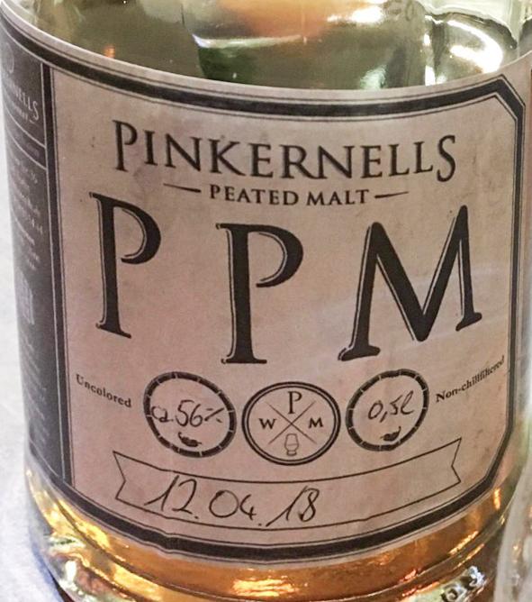 Pinkernells Peated Malt