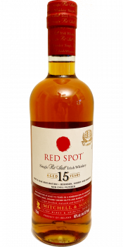 Red Spot 15-year-old