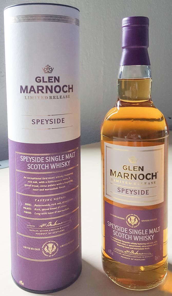 Glen Marnoch Speyside - Ratings and reviews - Whiskybase