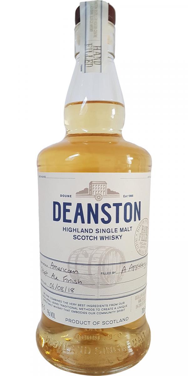 Deanston American Craft Ale Finish