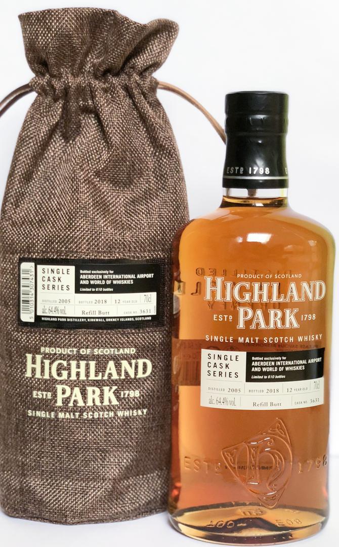 Highland Park 2005
