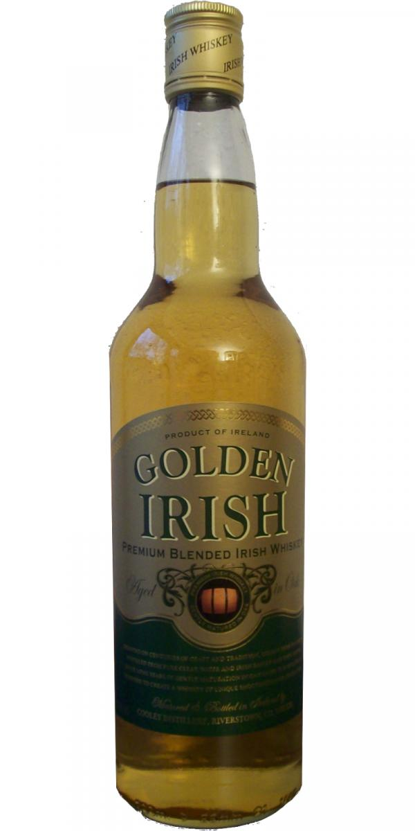 Golden Irish Whiskey NAS