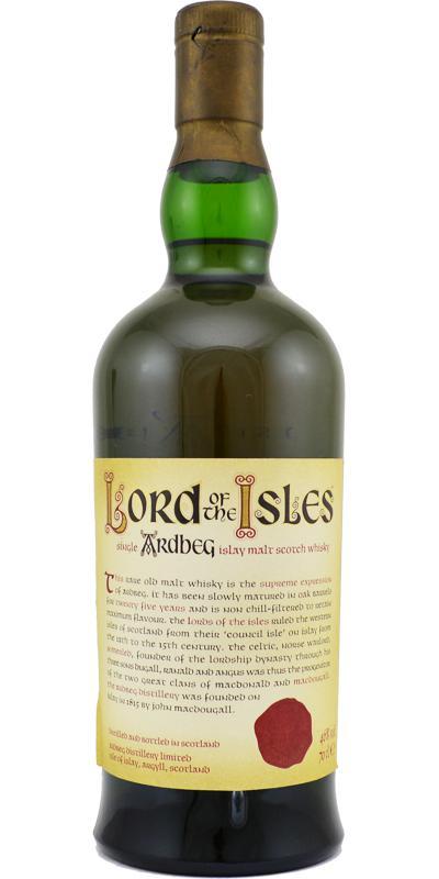 Ardbeg Lord Of The Isles