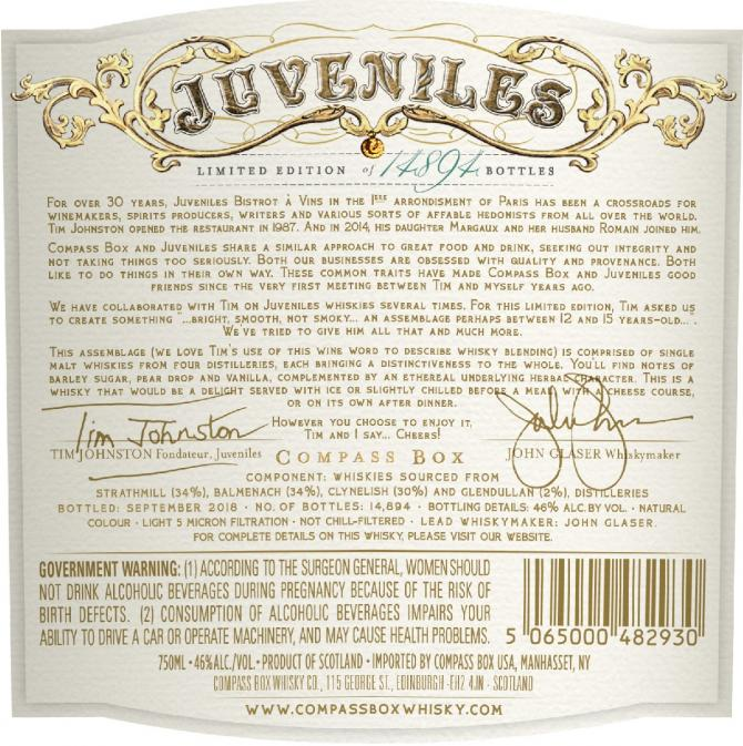 Juveniles Limited Edition
