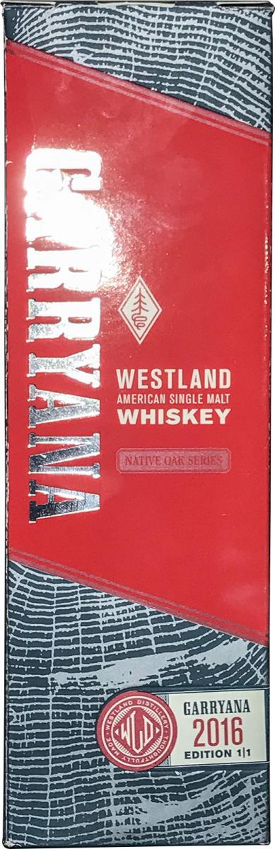 Westland Garryana Edition 1|1