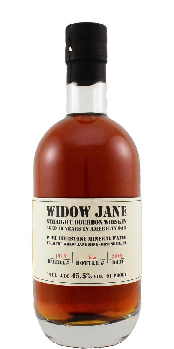 Widow Jane 10-year-old