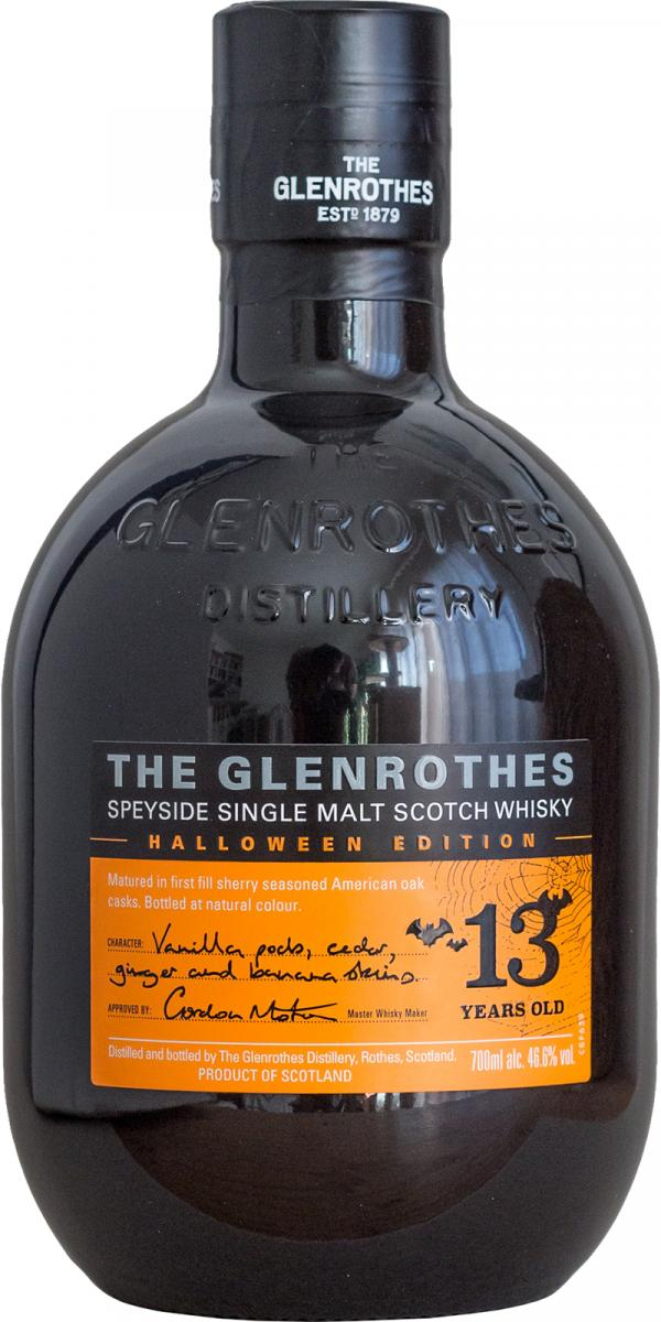 Glenrothes 13-year-old