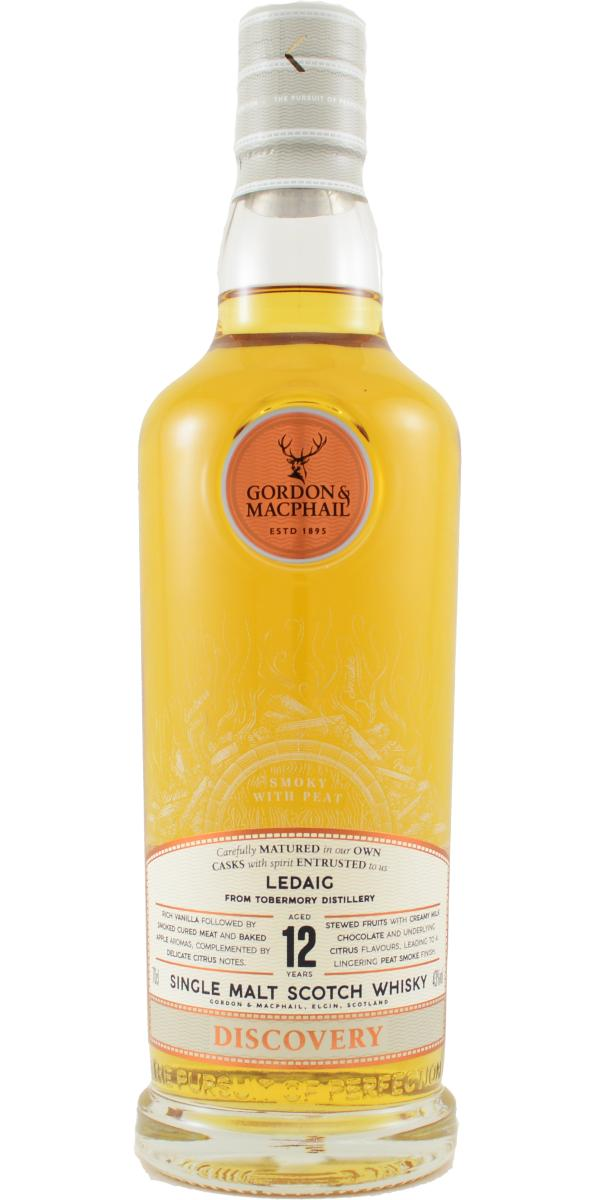 Ledaig 12-year-old GM