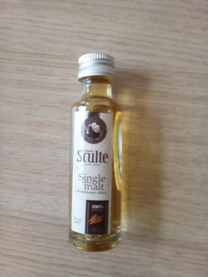 Sculte Single Malt