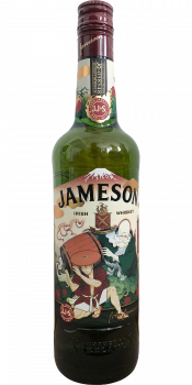Jameson Japan Limited Bottle