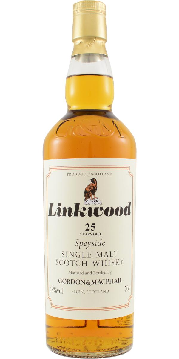 Linkwood 25-year-old GM