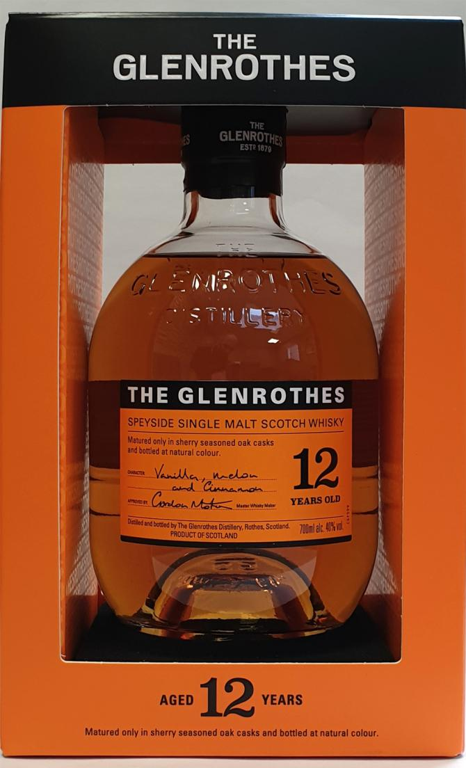 Glenrothes 12-year-old