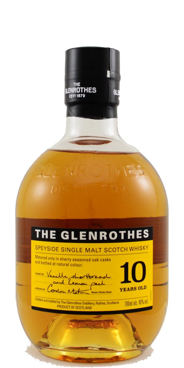 Glenrothes Select Reserve - Just Whisky Auctions