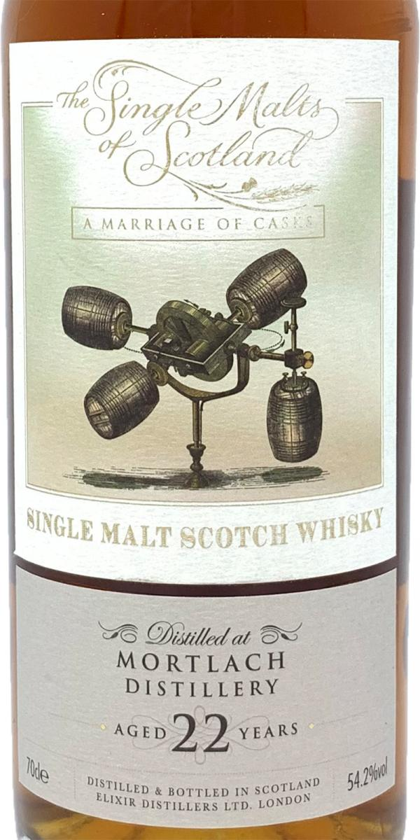 Mortlach 22-year-old ElD