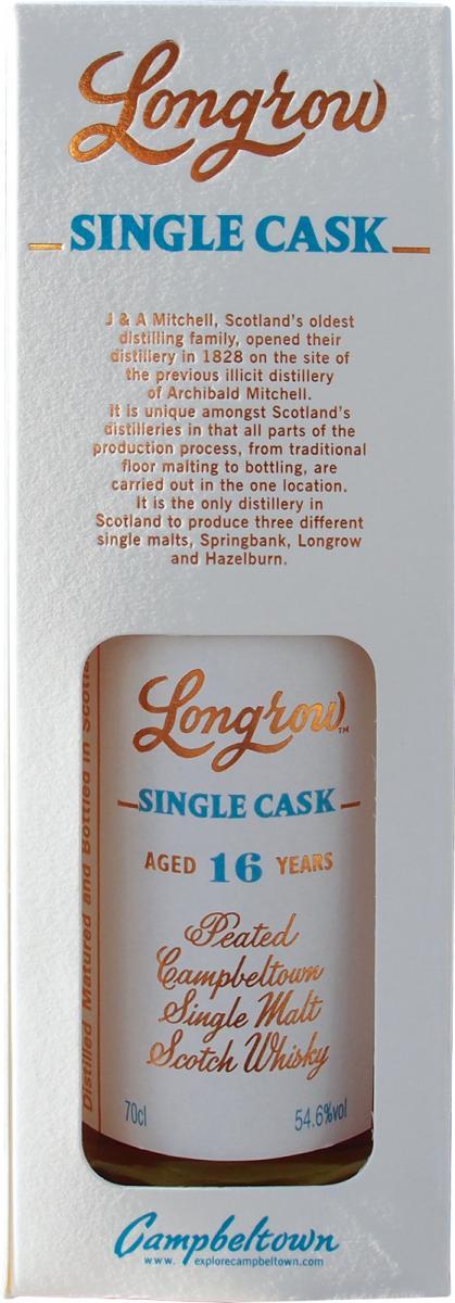 Longrow 16-year-old