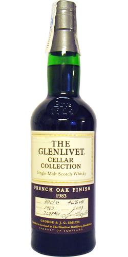 Glenlivet 1983