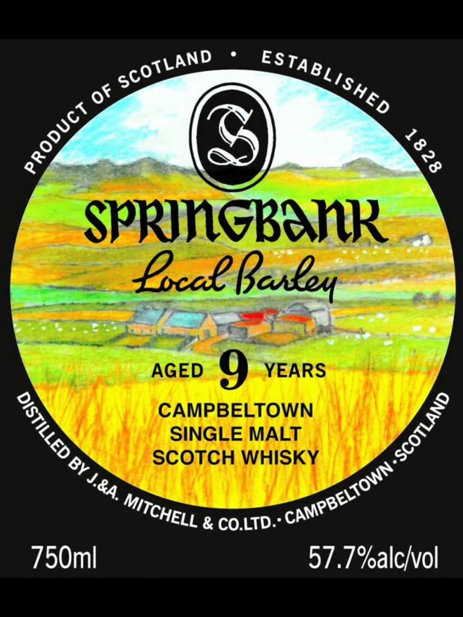 Springbank 09-year-old