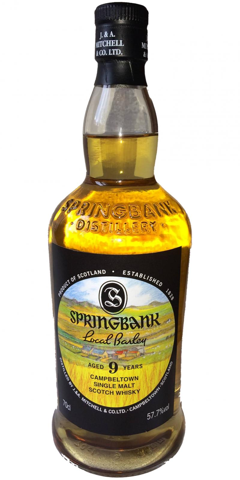 Springbank 09-year-old