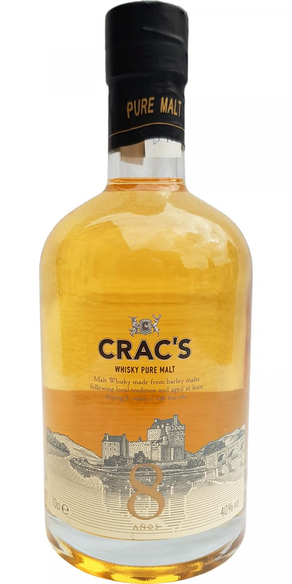 Crac's 08-year-old