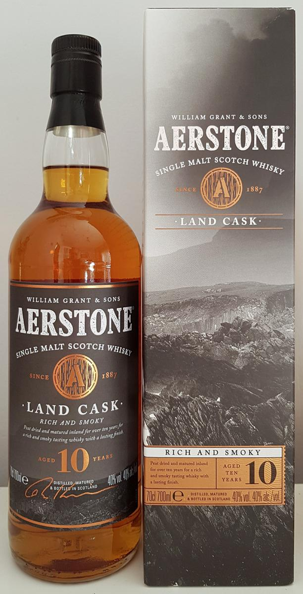 Aerstone 10-year-old WG&S