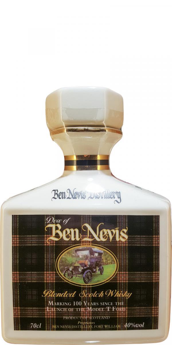 Dew of Ben Nevis Model T Ford