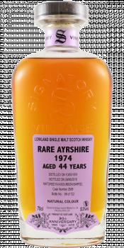 Ayrshire 1974 Rare SV