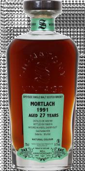Mortlach 1991 SV