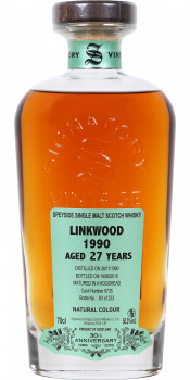 Linkwood 1990 SV