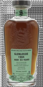 Glenlossie 1984 SV