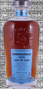Bunnahabhain 1978 SV