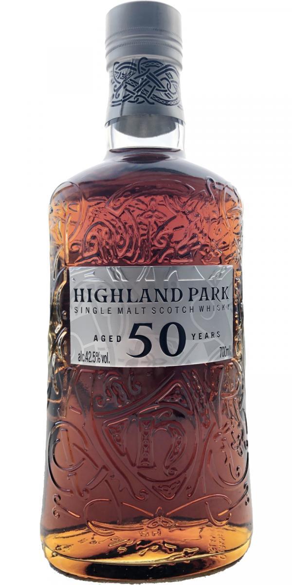 Highland Park 50-year-old